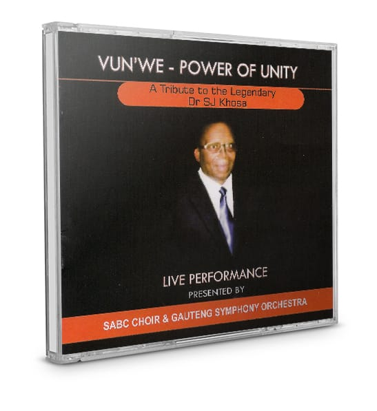 Vun'we - Power of Unity CD Pack